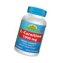 Nova Nutritions L-Carnitine 1000 mg - 120 Tablets