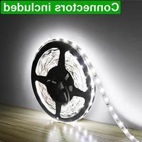 LE 16.4ft LED Flexible Light Strip, 300 Units SMD 2835 LEDs