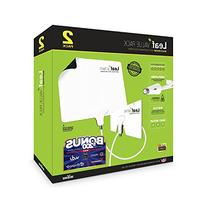 Mohu Leaf Ultimate Amplified Hdtv Antenna Value Pack Multi