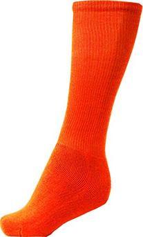 Vizari League Sports Sock, Orange, Youth