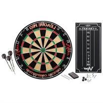 League Pro Steel Tip Dartboard, Bristle Dartboards,