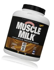 Muscle Milk Genuine Protein Powder, Chocolate, 32g Protein,