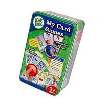 Leap Frog - My Card Games Tin Set