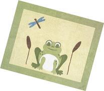 Leap Frog Accent Floor Rug by Sweet Jojo Designs