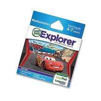 Leapfrog Explorer Disney Pixar Cars 2 Learning Game By
