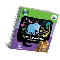 LeapFrog LeapStart Kindergarten Amazing Animals with
