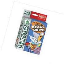 LeapFrog Leapster Mr. Pencil's Learn to Draw & Write Game -