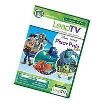 LeapFrog LeapTV Disney Pixar Pals Plus Educational, Active