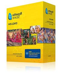 Learn English: Rosetta Stone English  - Level 1-3 Set
