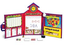 Learning Resources Pretend & Play School Set, Standard