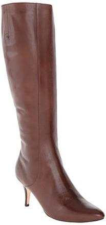 Women's Cole Haan 'Carlyle' Leather Boot Chestnut Size 9 B