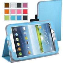 Maxboost Leather Case for Samsung Galaxy Tab 3 7.0 Inch