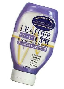 Leather CPR Cleaner & Conditioner, 18 oz