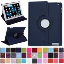 HDE Dual Layer iPad 4 Case Built-In Screen Protector