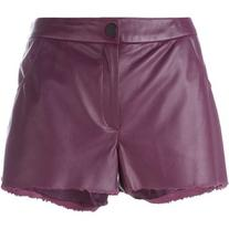Drome - leather shorts - women - Leather/Cupro - M