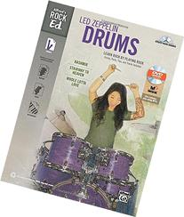 Led Zeppelin Drums Learn Rock by Playing Rock : Scores,