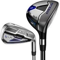 NEW Left Handed Cobra FLY-Z XL Combo 4-PW+GW Hybrid Irons