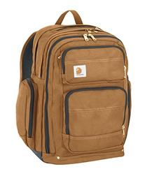Carhartt Legacy Deluxe Work Backpack with 17-Inch Laptop