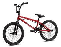 "Mongoose Boy's Legion L20 20"" Bicycle, One Size, Red"