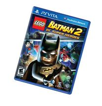 LEGOBatman2: DC Super Heroes - PlayStation Vita