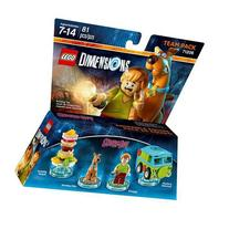 LEGO Scooby-Doo! LEGO Dimensions Scooby-Doo! Level Pack #