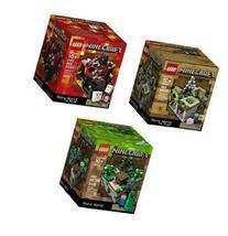 LEGO Minecraft Set Lego Minecraft Collection 3 Set