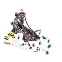 LEGO Super Heroes Spider-Man Web Warriors Ultimate Bridge