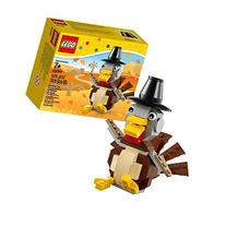 Lego Year 2014 Seasonal Series 4 Inch Tall Figure Set #40091