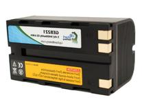 Leica GEB221 Battery - Replacement for Leica GEB221 Survey