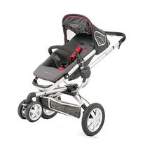 Quinny Limited Edition Lela Rose Buzz 3 Wheel Stroller