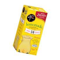 4C Lemonade Drink Mix - 7 CT