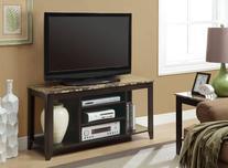 Monarch Specialties Top Length TV Console, 48-Inch,