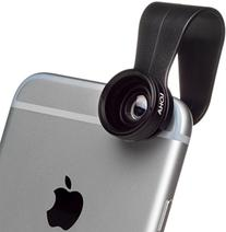 iPhone Camera Lens by LOHA compares to Olloclip, Compact