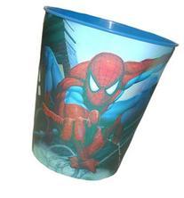 Spiderman Lenticular Wastebasket