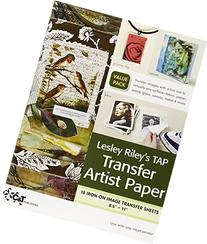 Lesley Riley's TAP Transfer Artist Paper 18-Sheet Pack: 18