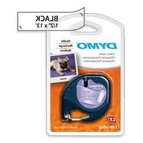 DYMO Authentic LetraTag Labeling Tape for LetraTag Label