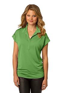 OGIO - Ladies Leveler Polo Shirt - Astro Green - M