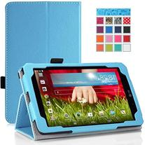 MoKo LG G Pad 7.0 Case - Slim Folding Stand Cover Case with