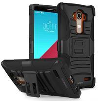 LG G4 Case, MoKo Shock Absorbing Hard Cover Ultra Protective