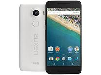 "LG Nexus 5X Unlocked Smart Phone, 5.2"" Quartz White, 32GB"