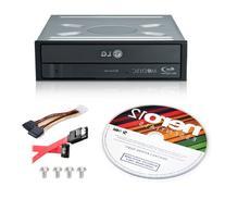 LG WH16NS40 16X Blu-ray BD/BDXL/MD M-DISC Burner Drive 3D