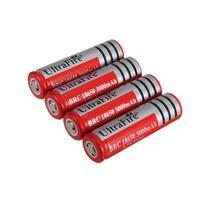 Brand new 3.7V Li-ion rechargeable UltraFire 18650 Battery