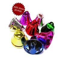 Aspire Multi-color Liberty Bells Ornaments for Party