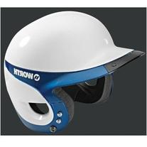 Worth Liberty Home Helmet,Without mask White/Royal