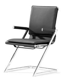 Zuo Lider Plus Conference Chair Black