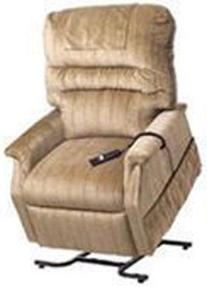 "Lift Chair - Monarch 3 Position Recliner Large - 23"" Wide"