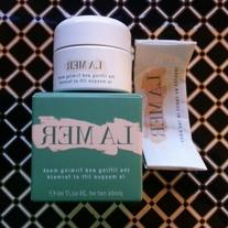 La Mer The Lifting & Firming Mask, Deluxe Travel Size, .24