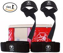 Olympiada Weight Lifting Straps - For Strength Training,