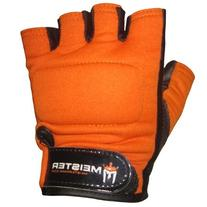 Meister Pro Weight Lifting & Workout Gloves