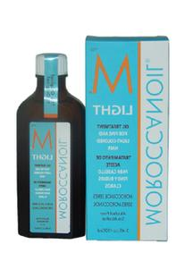 Light Oil Treatment by MoroccanOil for Unisex - 3.4 oz
